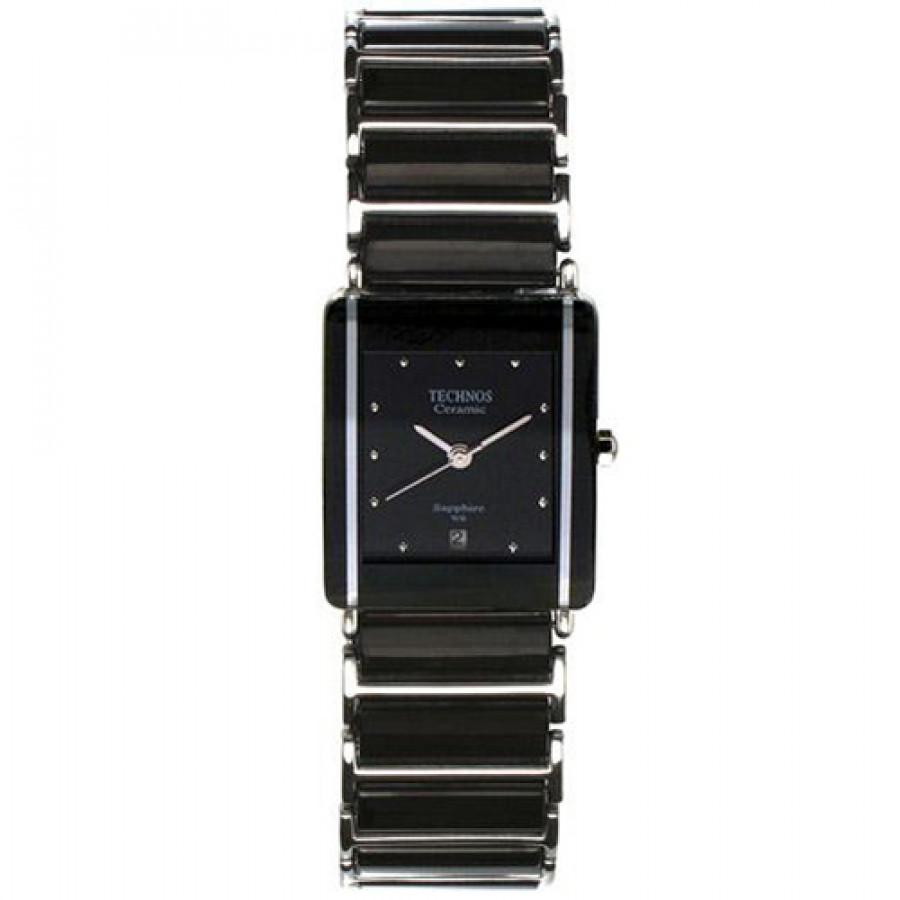 Relógio Technos Feminino Elegance Ceramic Safira 1N12AC 1P 176e6da036