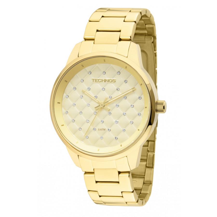 Relógio Technos Feminino Fashion Trend 2035LXU 4D 880db54d01a