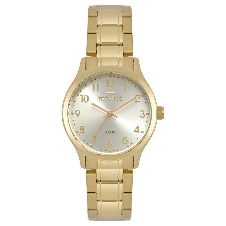 c89836b263c Relógio Technos Feminino Elegance Boutique 2035MPF 4K