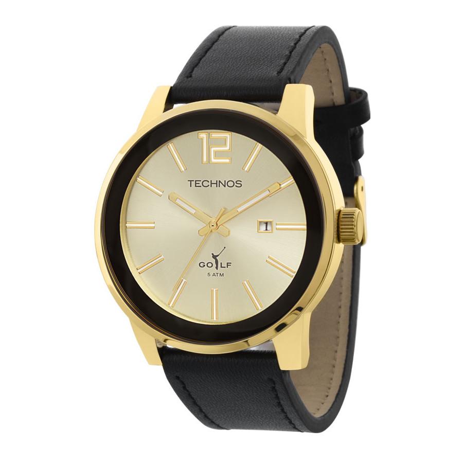 683ae613310 Relógio Technos Masculino Classic Golf 2115KOH 4X