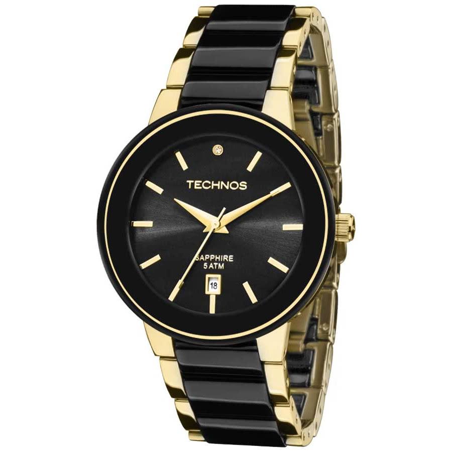 a934757968e Relógio Technos Feminino Elegance Ceramic 2115KRS 4P
