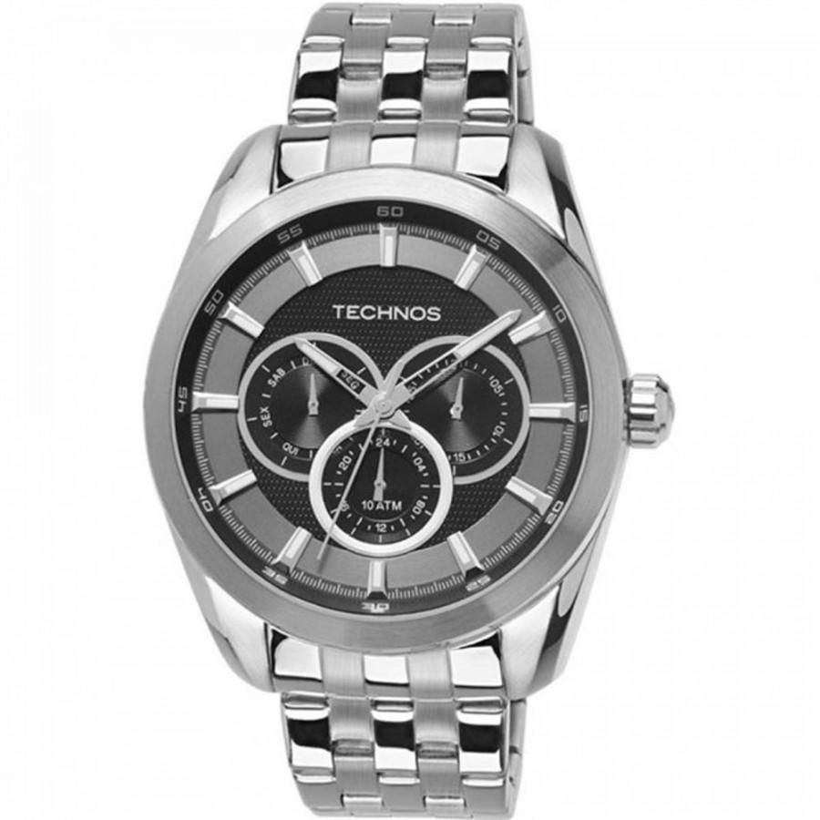 93e37a95486 Relógio Technos Masculino Classic Grandtech 6P29IZ 1P