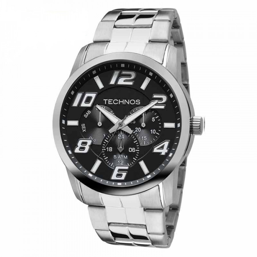 0f87be07ad0 Relógio Technos Masculino Performance Racer 6P29AFT 1P
