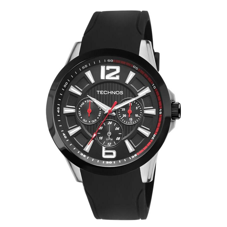 e10e76c58 Relógio Technos Masculino Performance Racer 6P29AHC/8P