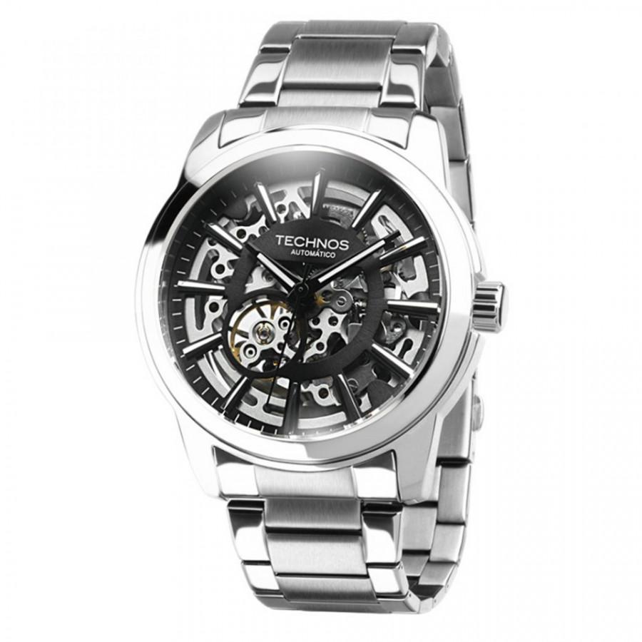 Relógio Technos Masculino Classic Automático MW6166 1C d32c5ce60a