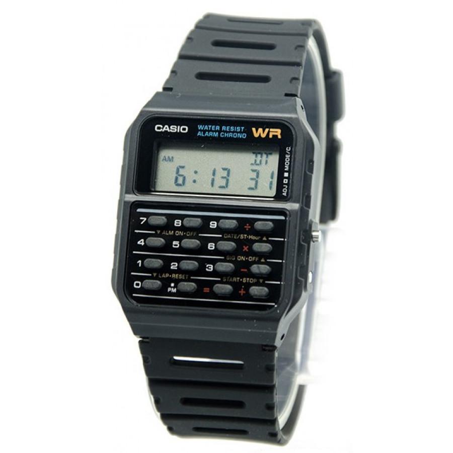 901fb7e96fa Relógio Casio Masculino Vintage CA53W1ZU - Marcas