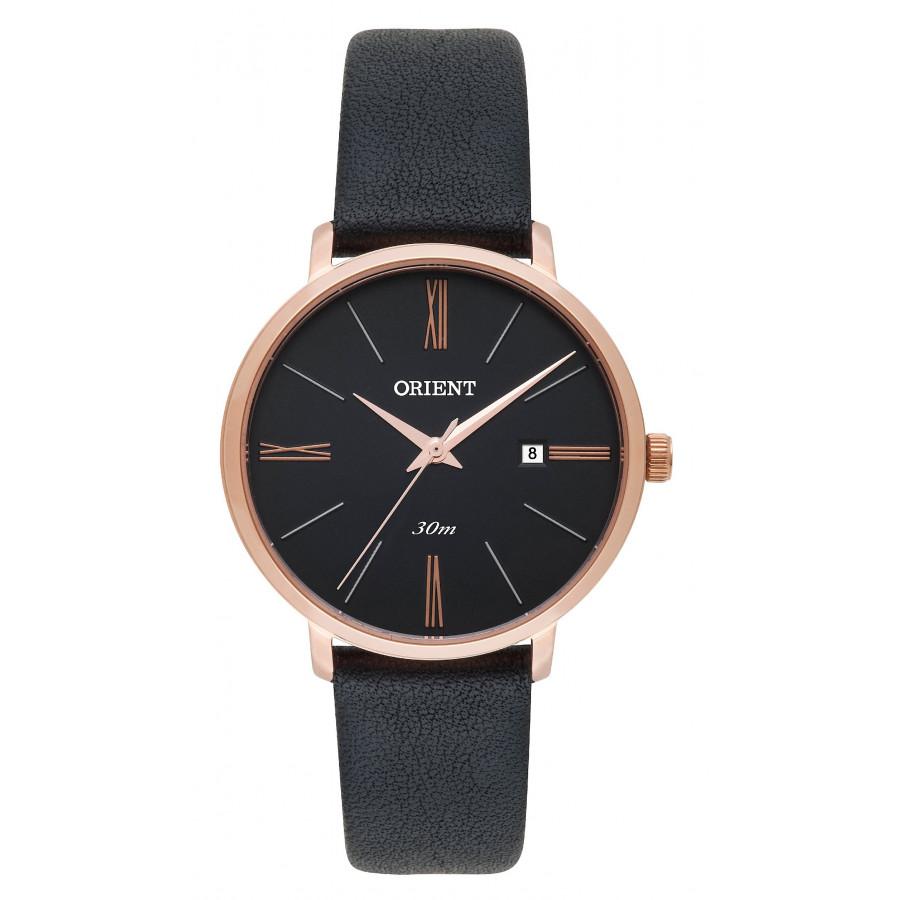 5761f84c5ad Relógio Orient Rose e Preto Feminino FRSC1007P3PX