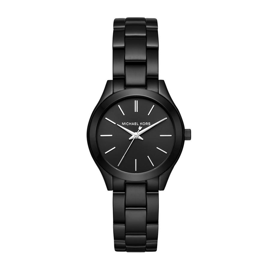 9b316c0f7f8b1 Relógio Michael Kors Feminino Preto Analógico MK3587 4PN