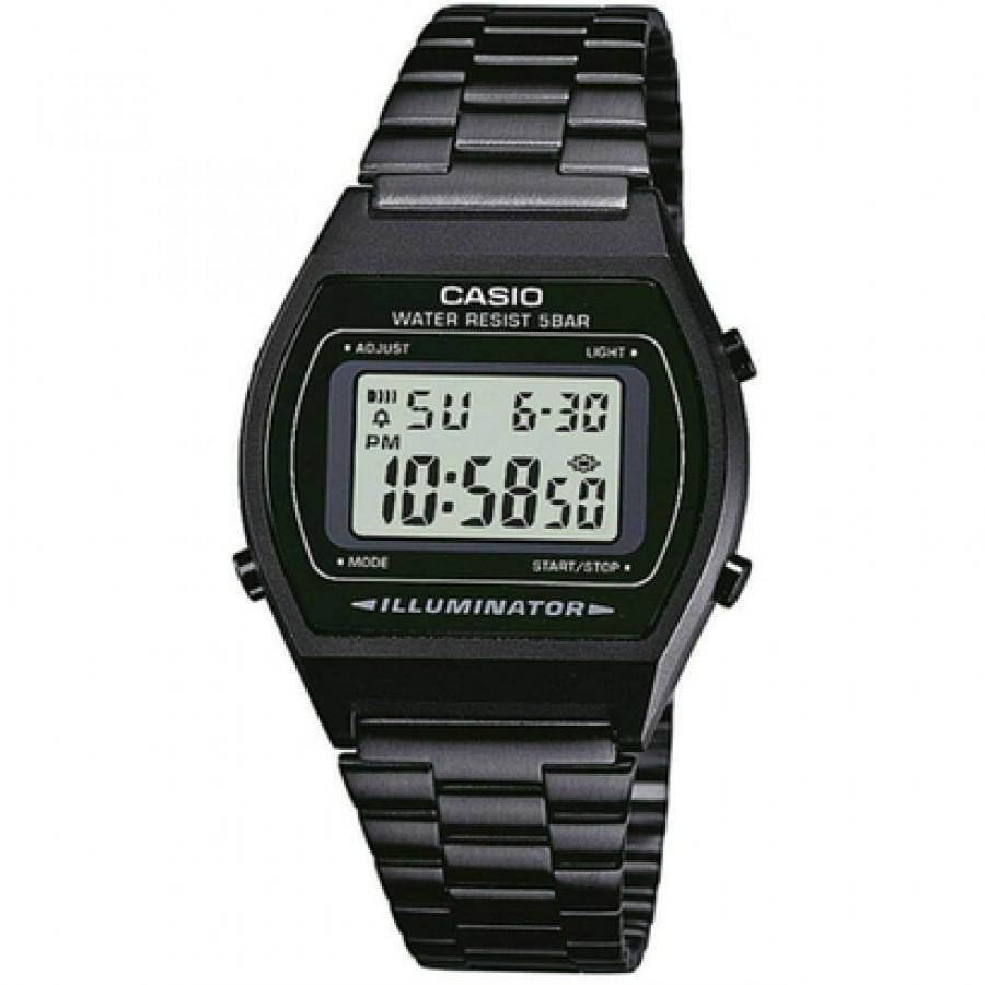 6f790629aa7 Relógio Casio Vintage Digital Preto B640WB1ADF