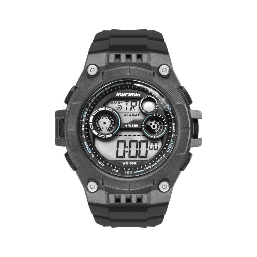 209c0e3ea9b Relógio Mormaii Masculino Digital MO9000B 8A