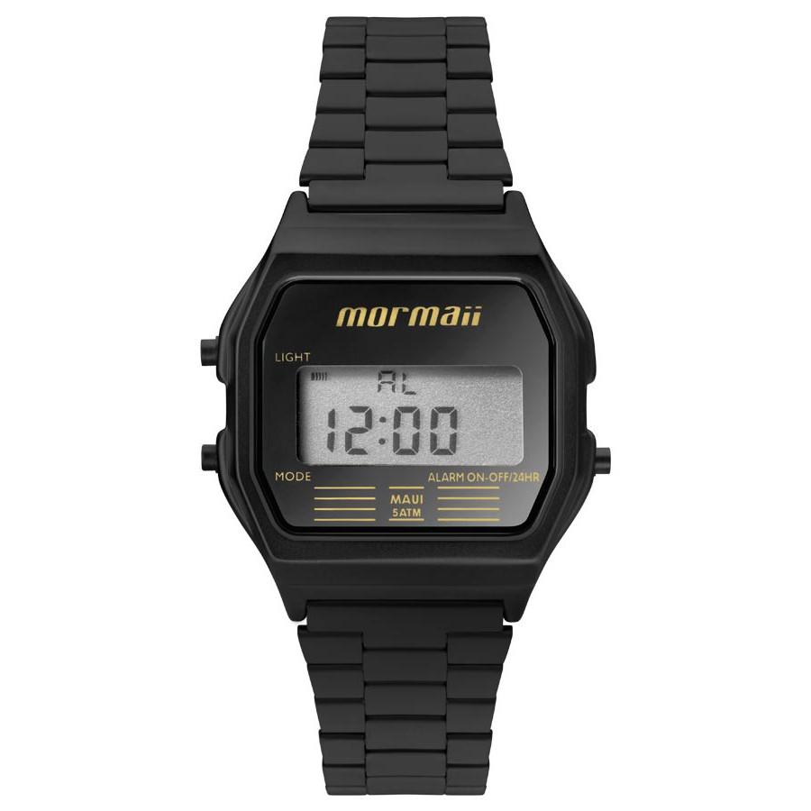 7ee8c0b8bb5 Relógio Mormaii Vintage Digital Preto MOJH02AJ 4P - Mormaii - Marcas