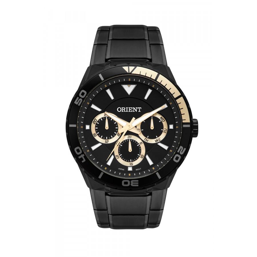 4f98338348b Relógio Orient Preto Masculino MPSSM002P1PX