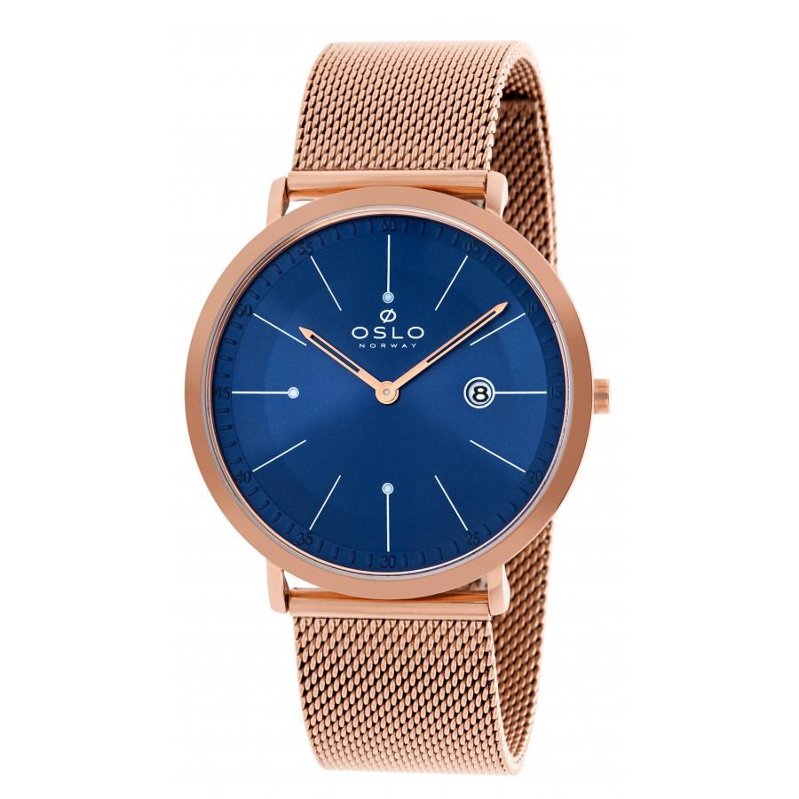 0a12c2c311e Relógio Oslo Masculino Rosé OMRSSS9U0001D1RX