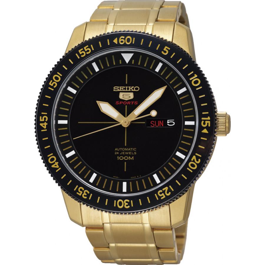 b230133cbeb Relógio Seiko Masculino 5 Sports Automático 4R36BOP1KX - Marcas