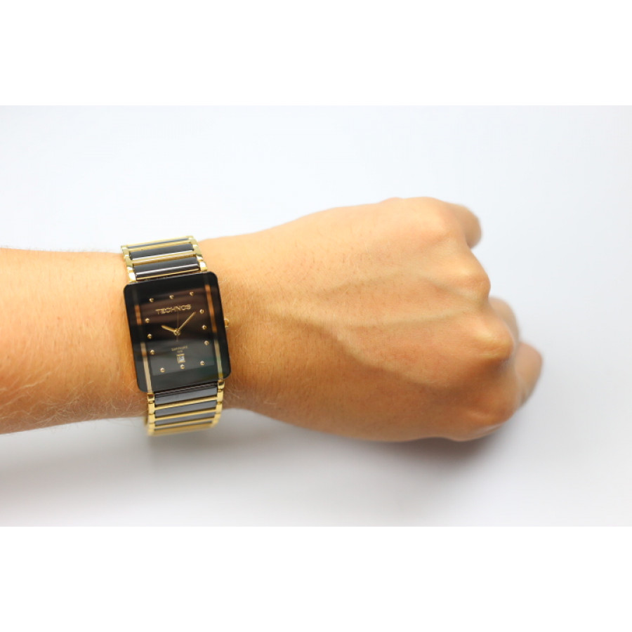 8f86182c6ac62 Relógio Technos Feminino Elegance Ceramic GN10AAPAI 4P
