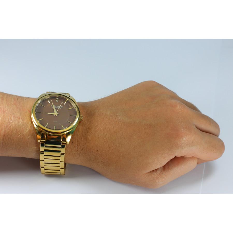 88e3f8a9524 Relógio Technos Elegance Feminino St. Moritz 2036LOU 4M