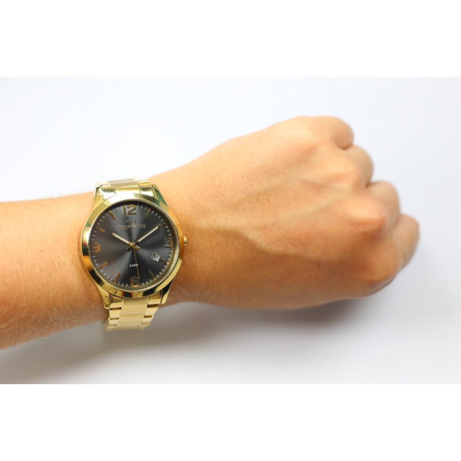 8aa80b8166522 Relógio Technos Dourado Feminino Elegance Dress 2315ACD 4C