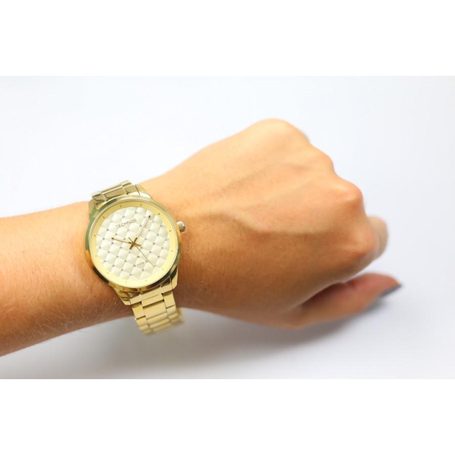 9d42403a1ee50 Relógio Technos Feminino Fashion Trend 2035LXU 4D