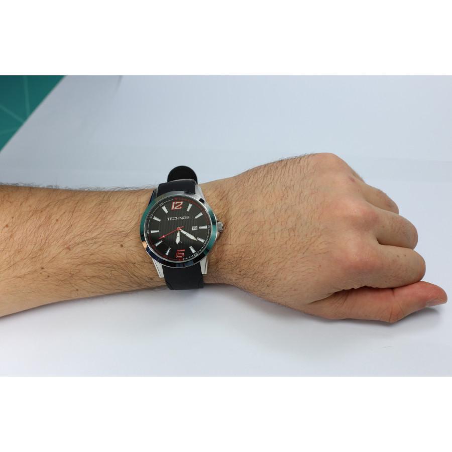 b25f3b7b45f Relógio Technos Masculino Performance Racer 2115KQD 8R com pulseira ...