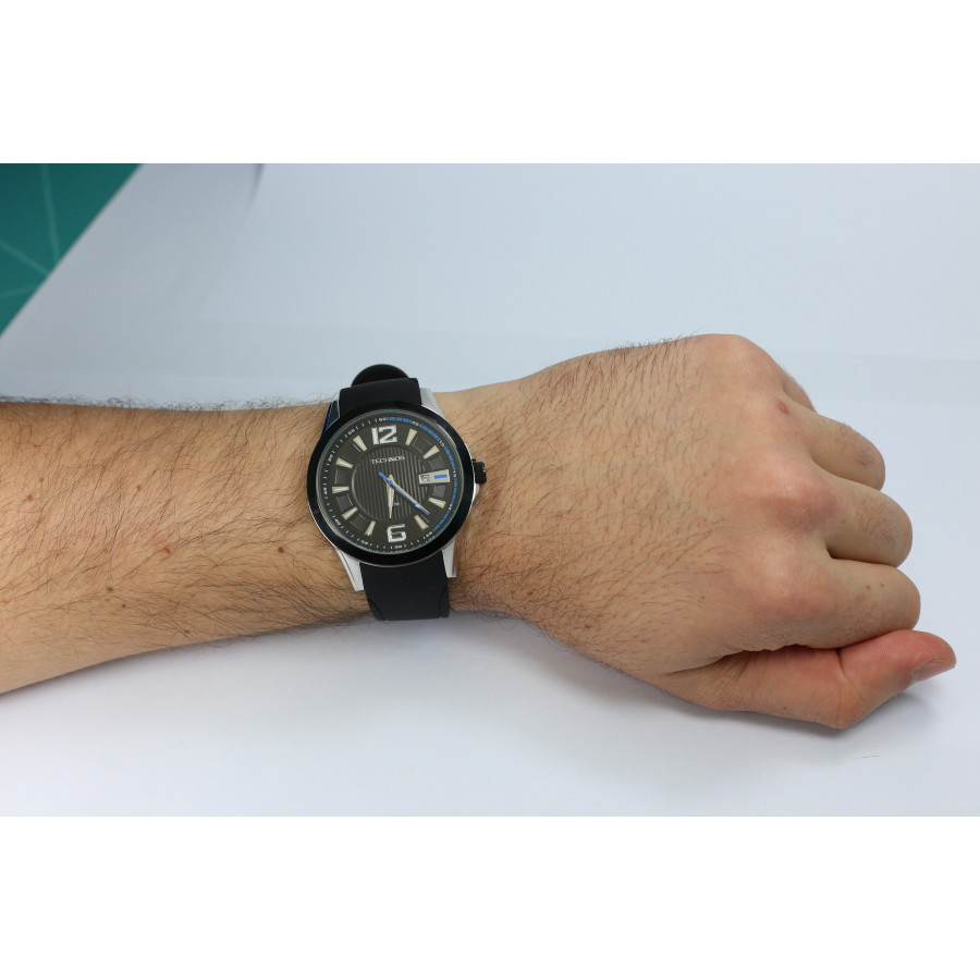 bff8fb9e531 Relógio Technos Masculino Performance Racer 2115KNW 8P - Marcas