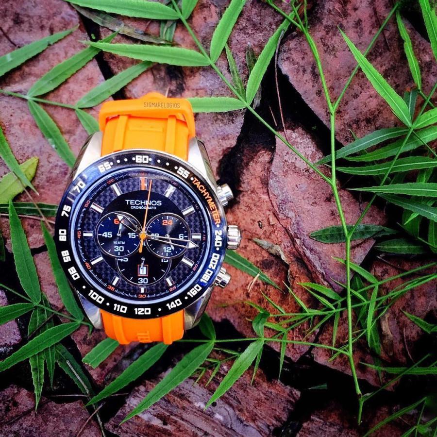 fc09a12289f Relógio Technos Masculino Sports OS20HM 1P Troca pulseiras