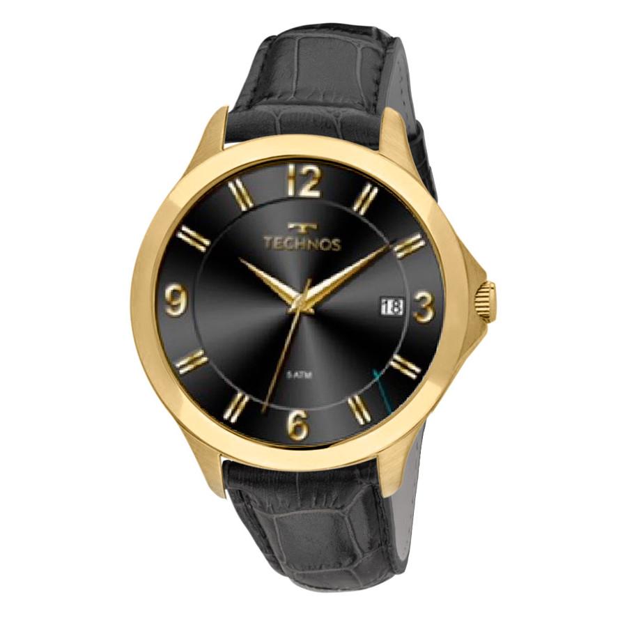 ae768f43671d3 Relógio Technos Masculino Classic Steel 1S13CE 2P