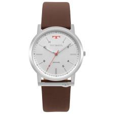 f58793deab5 Relógio Technos Masculino Prateado Classic Slim GL30FO 1B